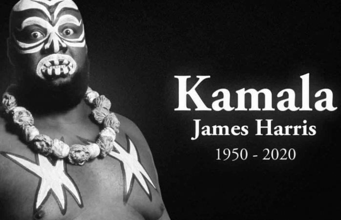 Muere el luchador Kamala a los 70 años