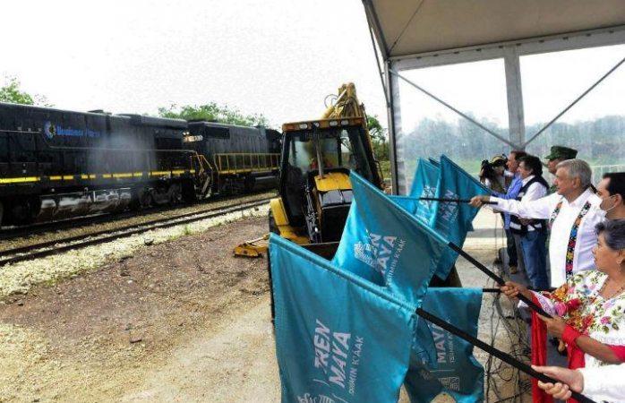 ¿Para qué el Tren Maya, si no tenemos agua?, cuestionan indígenas