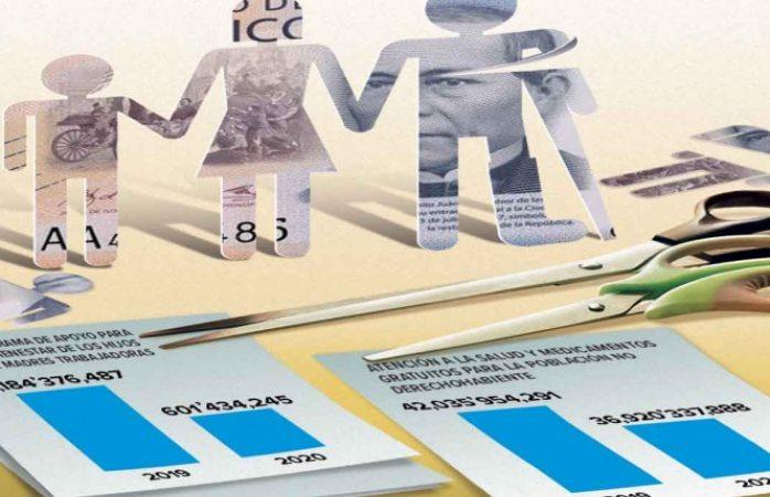 Castigan apoyos para madres trabajadoras; menos recursos a no derechohabientes