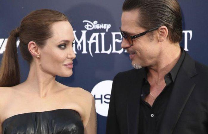 Angelina Jolie pide retiro de juez en el caso de su divorcio