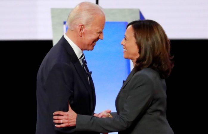 Joe Biden elige a senadora Kamala Harris para las elecciones en EU