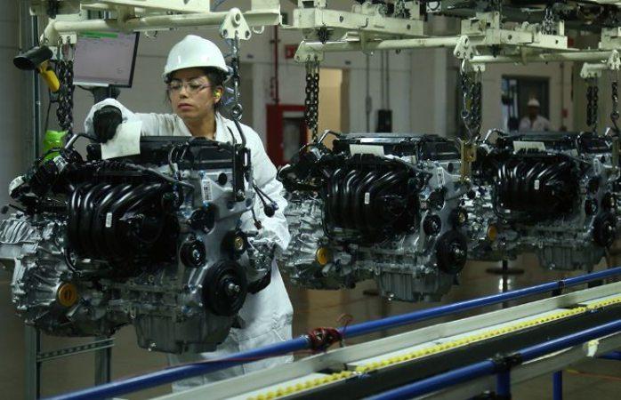 Industria inicia rebote, pero será lento el repunte