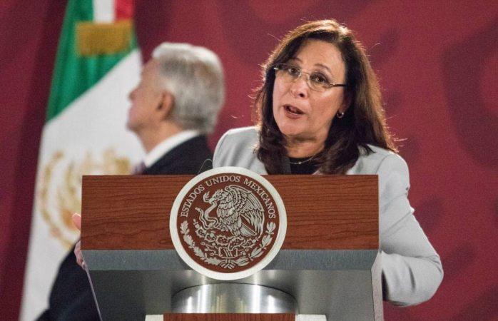 Rocío Nahle, en cuarentena por positivo a covid-19