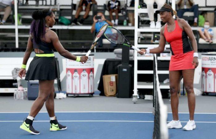 Serena vence a venus en duelo de hermanas