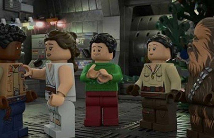 Estrenará disney especial de vacaciones de star wars con legos