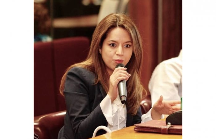 Exdiputada se une a subsecretaria de gobierno con olson