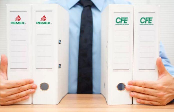Pide AMLO a reguladores privilegiar a Pemex y CFE