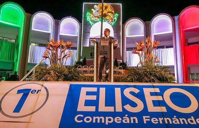 Informe de Eliseo Compeán será virtual y en septiembre