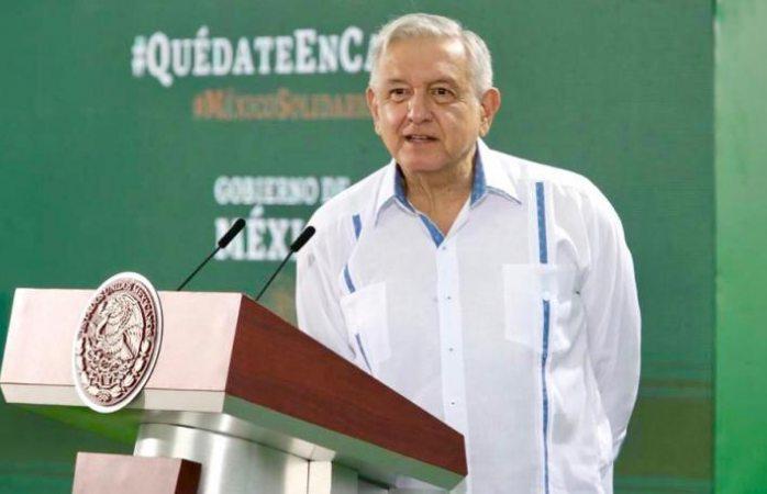 Ya perdoné a Calderón por el fraude electoral de 2006: Amlo