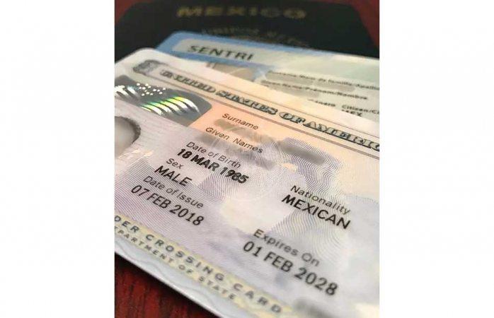 Reanudan trámites para renovación de visas para eu