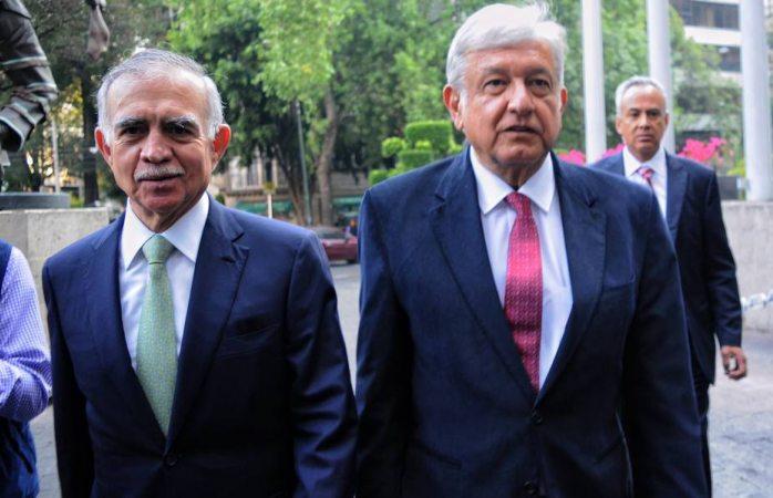 Alfonso Romo deja la coordinación de la Oficina de la Presidencia: AMLO