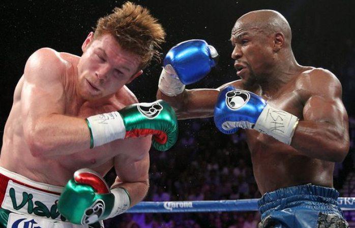 Canelo No Es El Mejor Boxeador Del Mundo Mayweather La Opción De Chihuahua