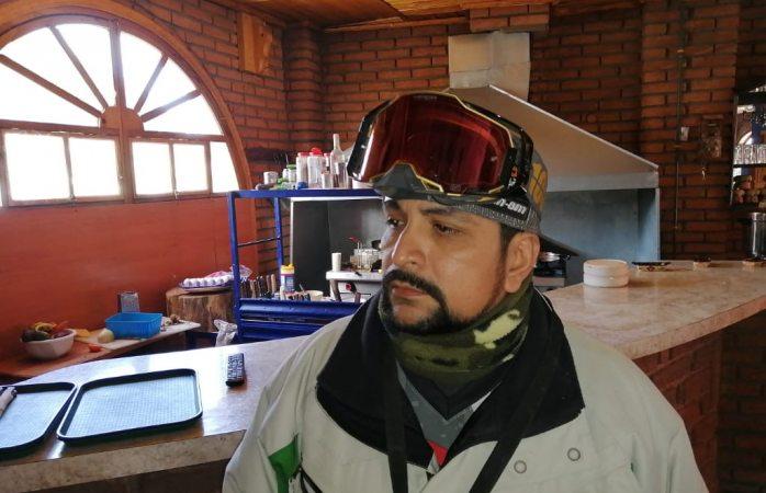 Moto club atv sinaloa realiza ruta de la nieve en Guadalupe y Calvo