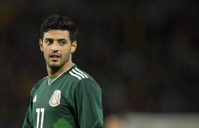 Quiere Selección Mexicana a Carlos Vela en Juegos Olímpicos Tokio