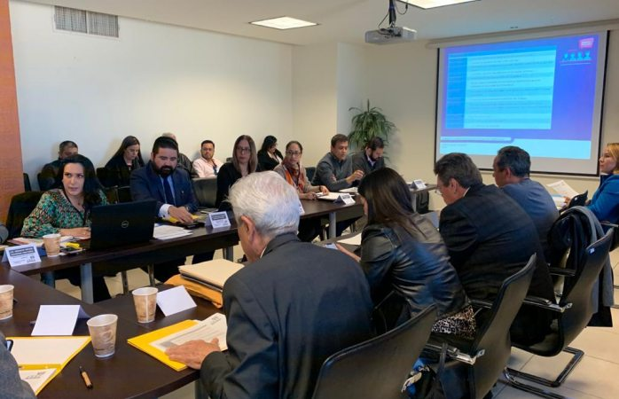 Participa gobierno de parral en sesión de consejo de participación ciudadana