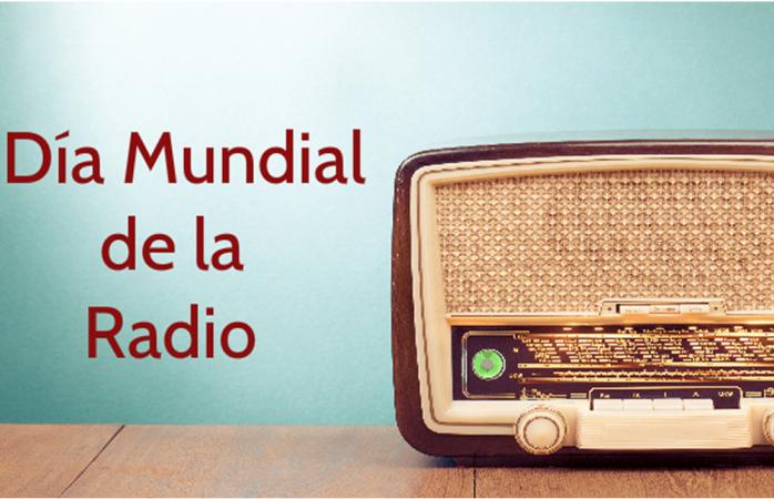 Celebran hoy día mundial de la radio