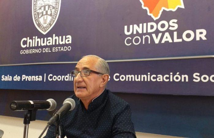 Renuncia Javier Benavides a cargo en fiscalía