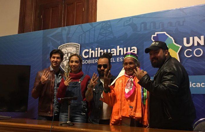 Filman película en chihuahua con coprotagonista rarámuri
