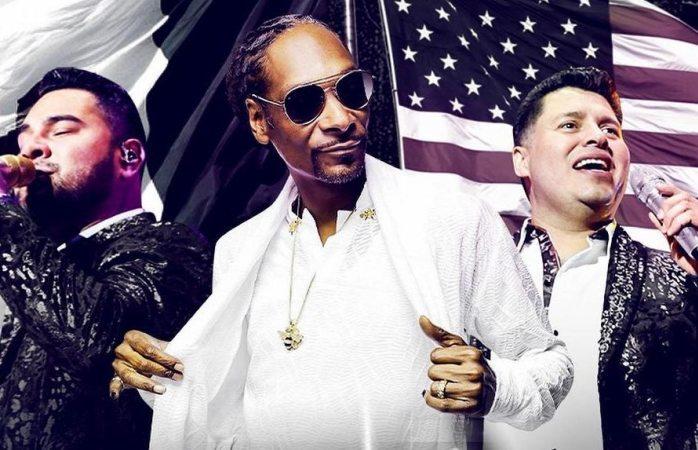 Snoop Dogg y la Banda MS darán concierto juntos