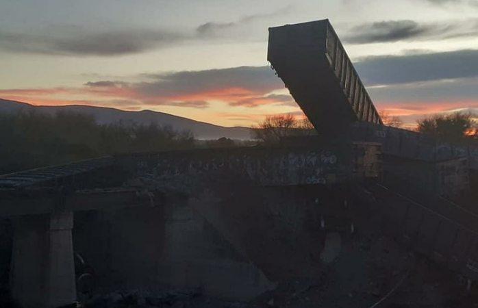 Descarrila tren carguero de Ferromex en Sonora