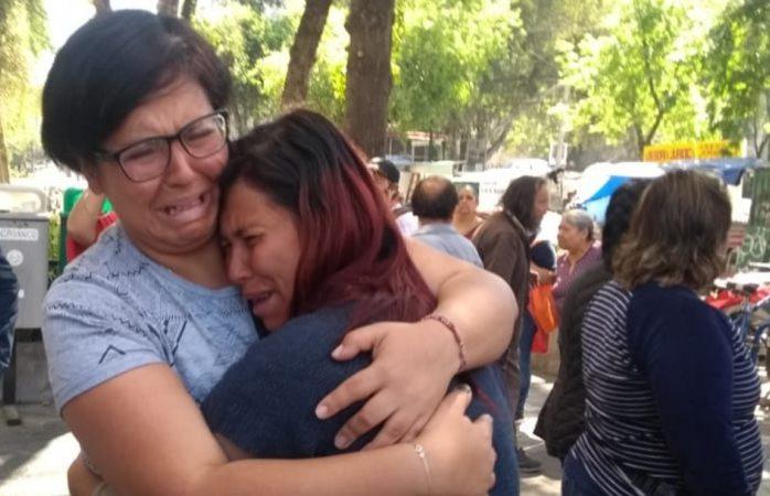 Madre de Fátima pide justicia por su hija y por todos los feminicidios