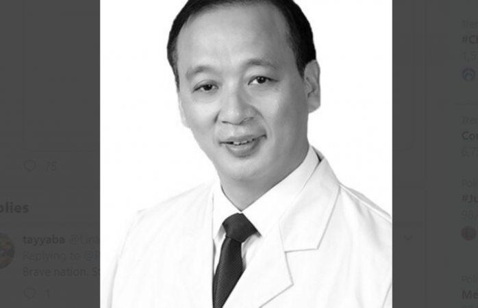 Muere director del hospital de Wuhan, China, por coronavirus