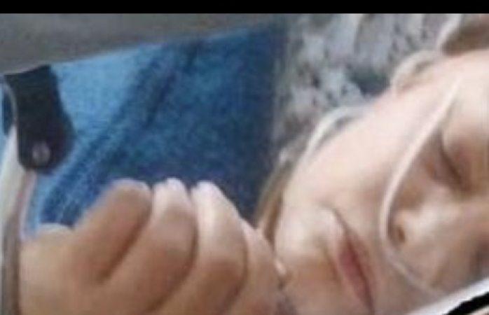 Mariagna prats ex esposa de marcelo  ebrad es adicta a la morfina y al alcohol