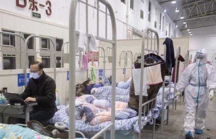 Confirman 2 mil muertos por coronavirus