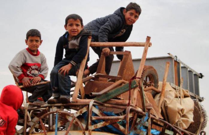 Alerta la onu mayor éxodo de civiles sirios
