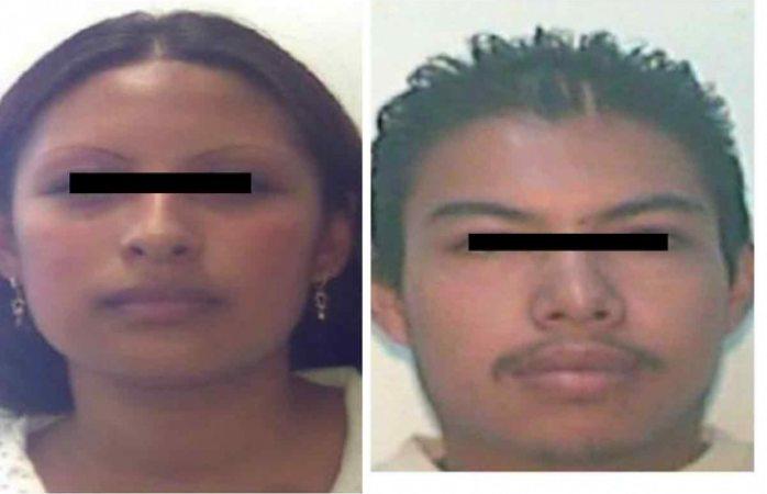 ¿Los has visto? los buscan por el asesinato de Fátima