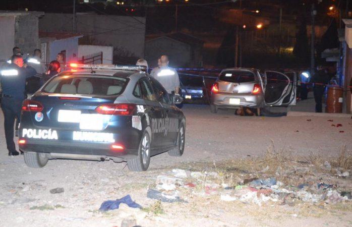 Identifican a ejecutado anoche en la Díaz Ordaz