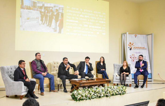 Inaugura alcalde alfredo lozoya jornada de participación ciudadana