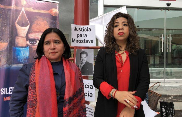 Caso Miroslava es el primero en México en llegar a juicio oral