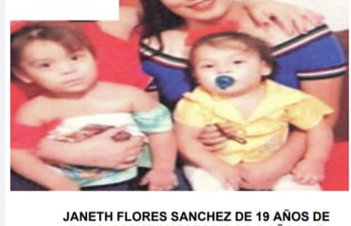 Piden ayuda para localizar a madre y sus hijas