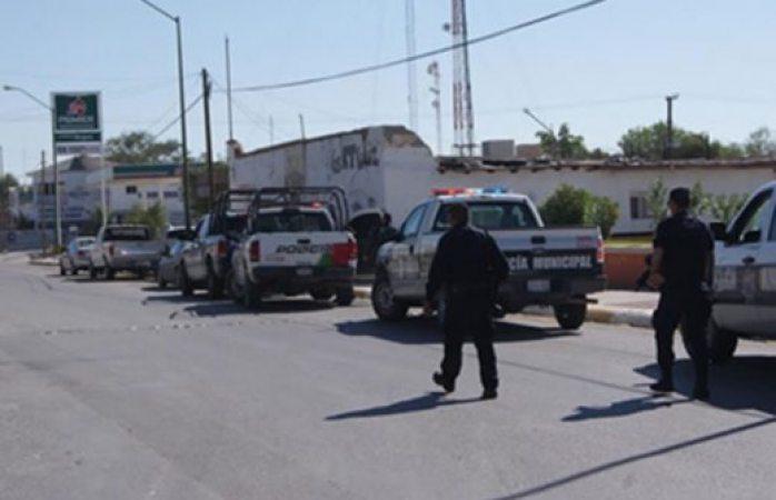 Enfrentamiento en rúa a Juárez; deja un agente herido