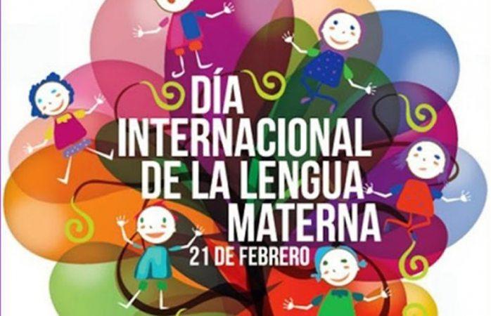 Conmemoran hoy, día Internacional de la lengua materna