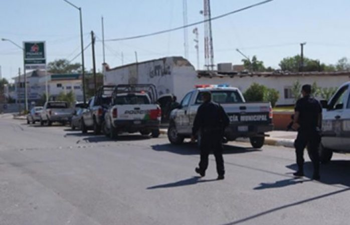 Suman 2 policías heridos luego de un enfrentamiento en rúa a Juárez