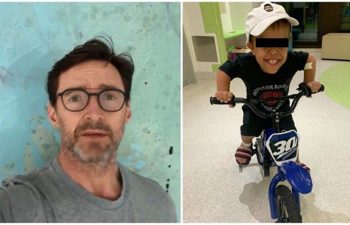 Quaden eres más fuerte de lo que crees, apoya Hugh Jackman a niño víctima de bullying