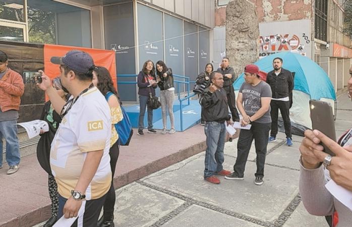 Desconoce Notimex huelga de paro nacional