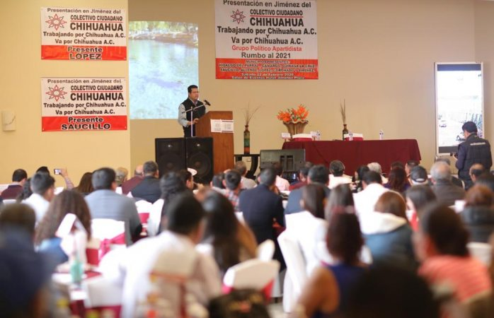 Se suma sur del estado al Colectivo Ciudadano Chihuahua