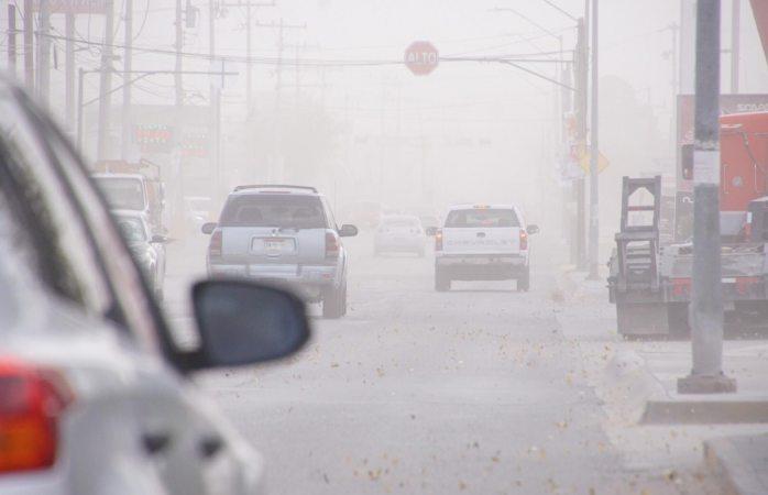 Pide protección civil extremar precauciones por vientos fuertes