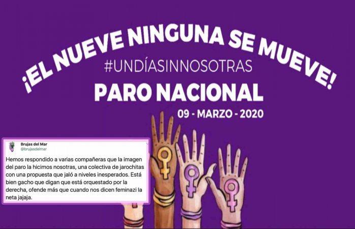 Propone colectiva feminista, convocatoria a un paro el 9 de marzo