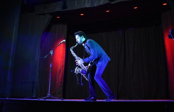Disfrutan de gran noche de jazz en jornadas culturales de la amistad