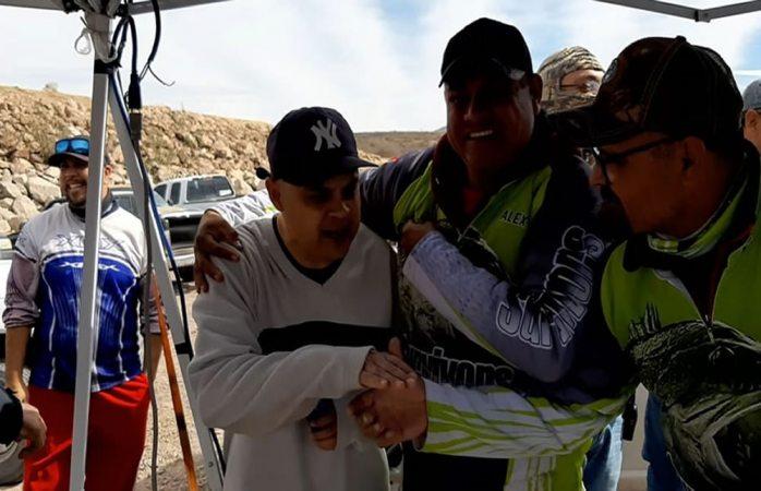 Exitoso torneo de pesca de orilla en la Chihuahua