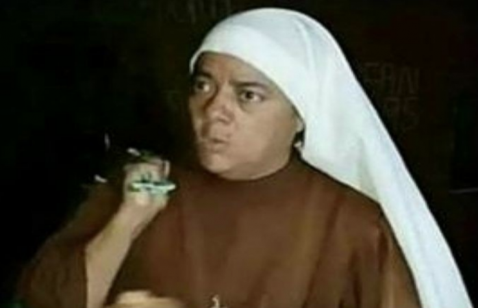 Sigue haciendo de  las suyas la monja desterrada de Naica