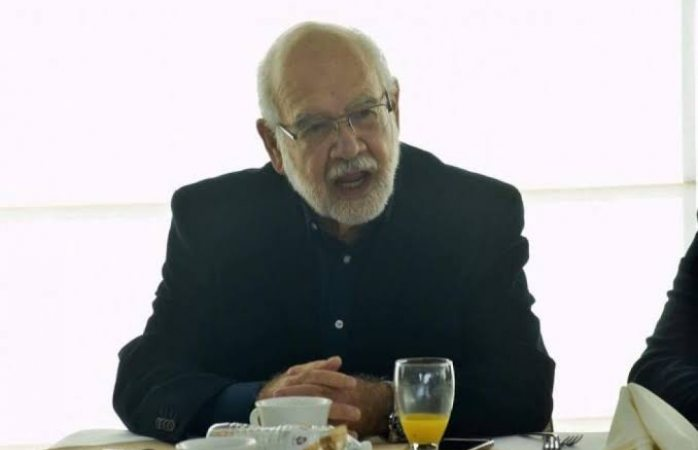 Muere exauditor Armando Valenzuela