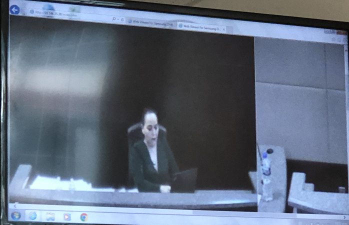 Presentan por video llamada a atacantes de escoltas de Corral