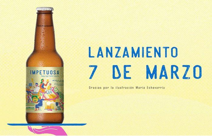 Hacen mujeres mexicanas cerveza impetuosa