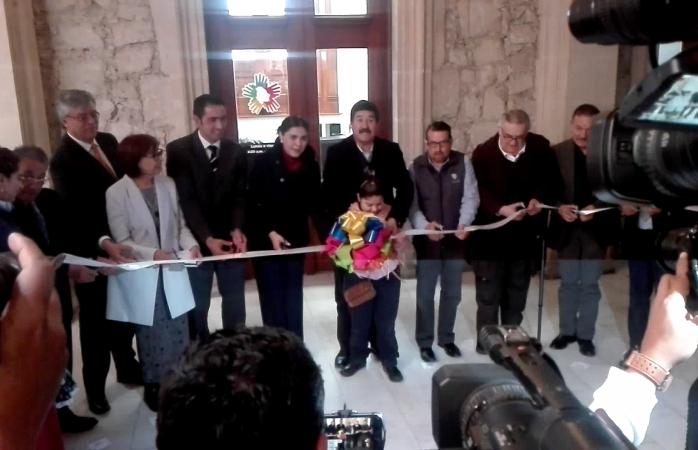 Inauguran nuevas oficinas de atención ciudadana en palacio