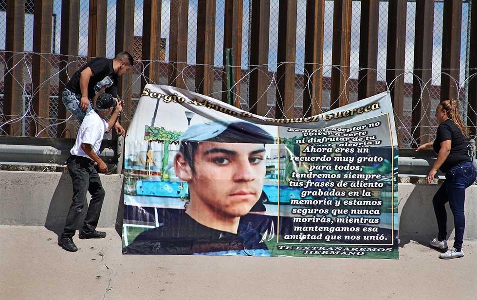 Corte Suprema de EU permitirá que agentes disparen hacia México